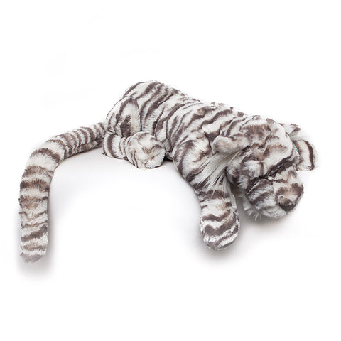 Jellycat Sacha the Snow Tiger