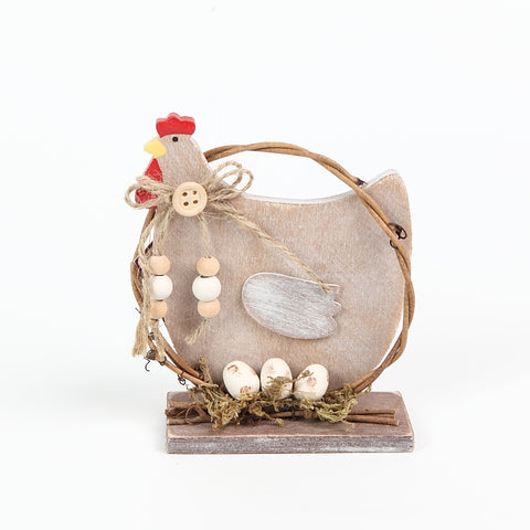 Archipelago Wooden Chicken