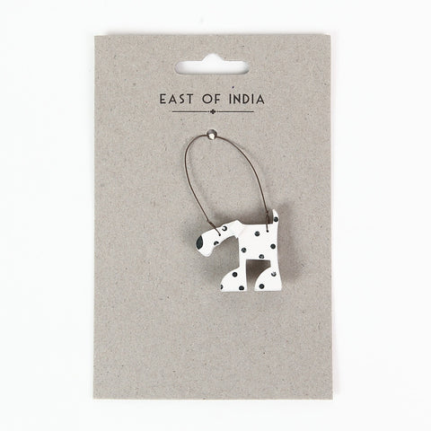 East of India 'Oscar' Little Animal Hanger