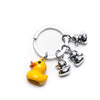 Oli Olsen Duck and Ducklings Key Ring/Bag Charm