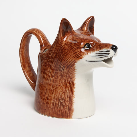 Quail Ceramics Medium Fox Jug