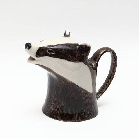 Quail Designs Badger Jug Small