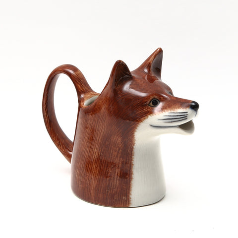 Quail Designs Fox Jug Small