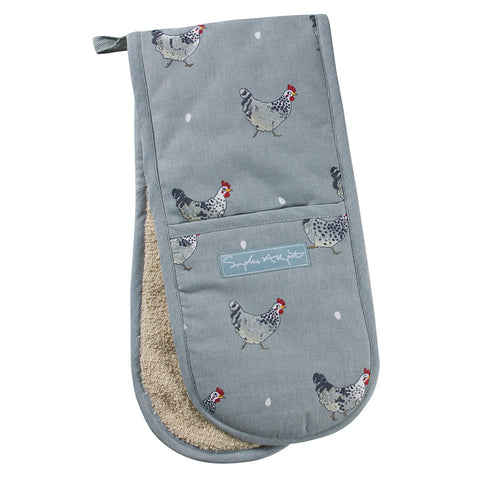Sophie Allport Chicken Double Oven-Glove