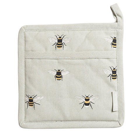 Sophie Allport Bees Pot Holder Pot Grab
