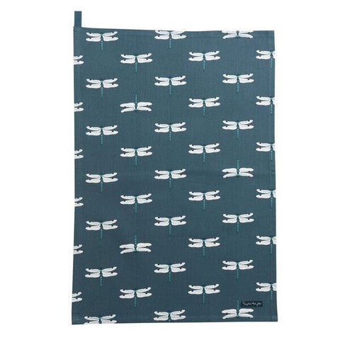 Sophie Allport Dragonfly Tea Towel