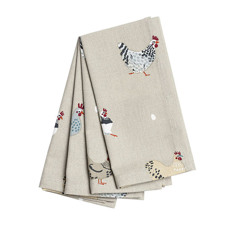 Sophie Allport Lay a Little Egg Napkins (Set of 4)