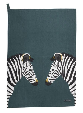 Sophie Allport Zebra Statement Tea Towel