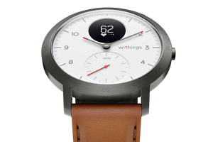 Withings Leder-Sportarmband 20 mm