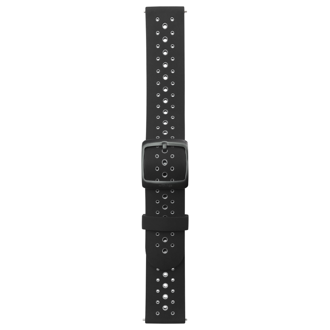 Withings Silikon-Sportarmband 20 mm Zweifarbig