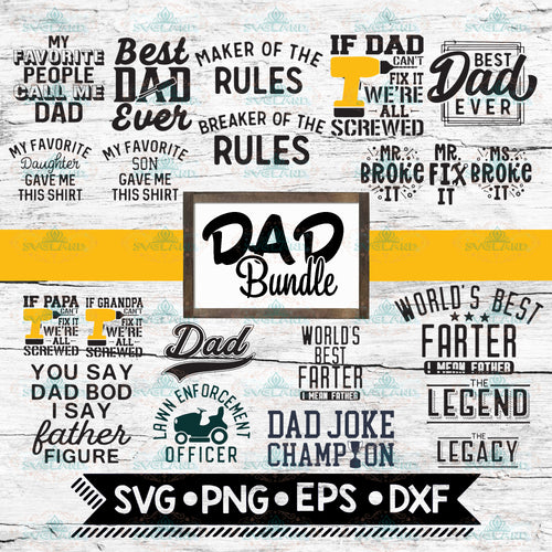 Father S Day Svgspecial
