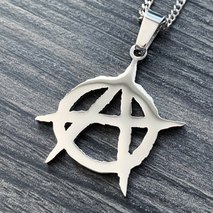 'Anarchy' Necklace