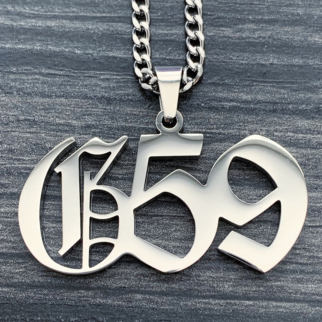 'OG G59' Necklace