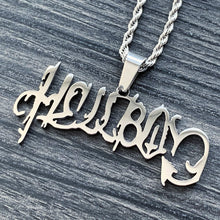 Load image into Gallery viewer, 'Hellboy' Necklace