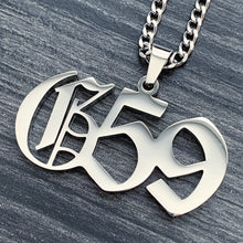 Load image into Gallery viewer, 'OG G59' Necklace