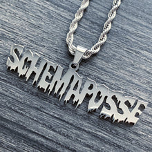 Load image into Gallery viewer, 'SCHEMAPOSSE' Necklace