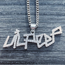 Load image into Gallery viewer, Iced Out 'Lil Peep' Necklace
