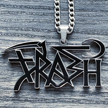 Load image into Gallery viewer, 'TRASH GANG' Necklace