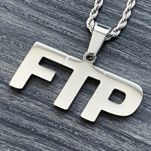 Load image into Gallery viewer, 'FTP' Necklace