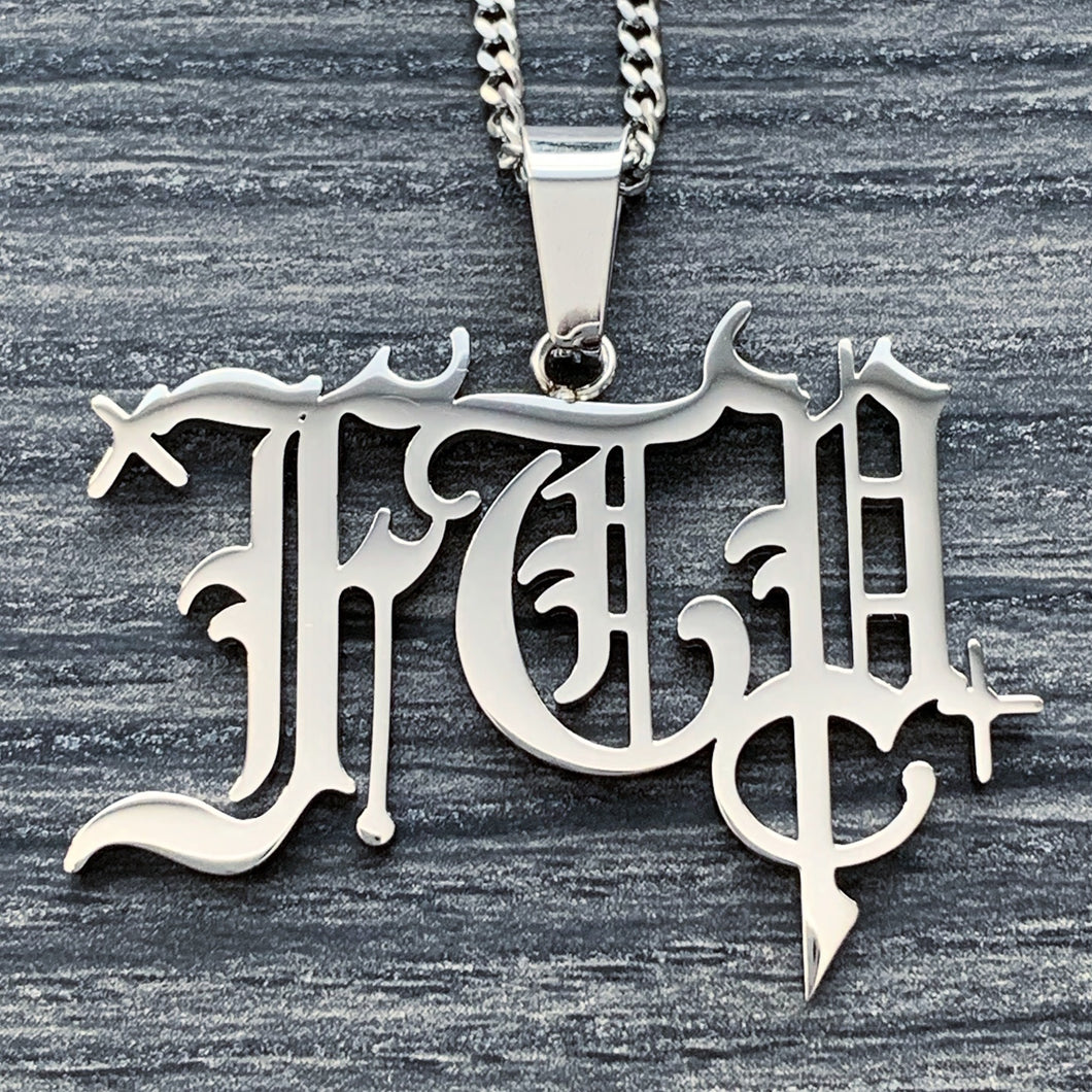 'OG FTP' Necklace
