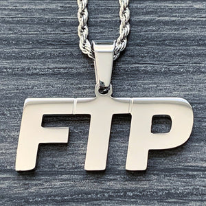 'FTP' Necklace