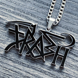 'TRASH GANG' Necklace