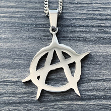 Load image into Gallery viewer, 'Anarchy' Necklace