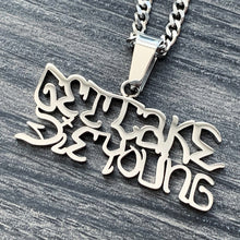 Load image into Gallery viewer, 'Get Cake Die Young'' Necklace