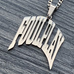 'FOUL PLAY' Necklace