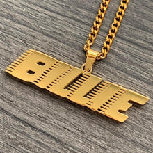 Load image into Gallery viewer, Gold 'BILLIE' Necklace
