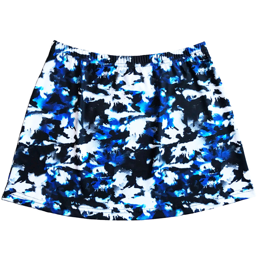 Blue Passion Skirt (no shorts)