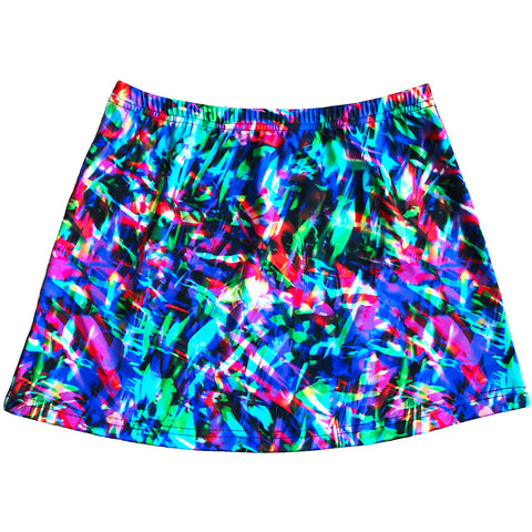 Color Splash Skirt (no shorts)