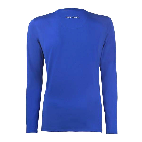 Royal Long Sleeve Top