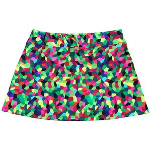 Mosaic Magic Skort
