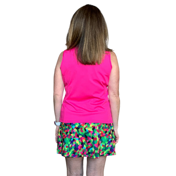 Fuchsia Princess Top