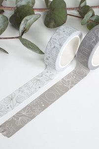 Washi Tape im DOPPELPACK: LOVE NEVER ENDS