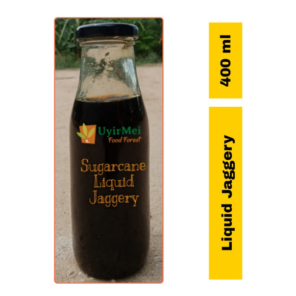 Sugarcane Liquid Jaggery (Fragile)