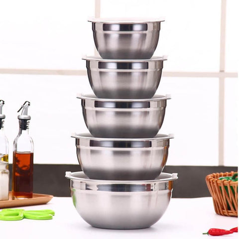 Stainless Mixing Bowl