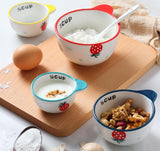 Ceramic Measuring Cup Set