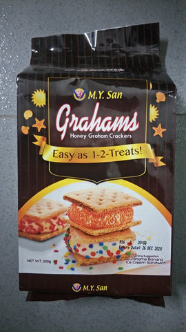 GRAHAM CRACKER ( MYSAN 200G )