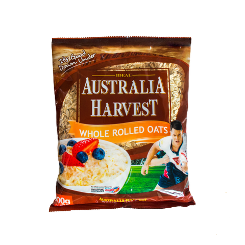 Australia Harvest Whole Rolled Oats