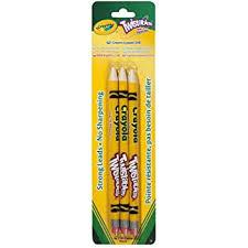 Crayola Twistable Graphite Pencils Buy Instore or online at beattys.ie