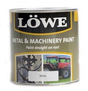 Lowe Metal & Machinery Paint - 2.5 Litre  At Beattys Loughrea Galway. Www.beattys.ie