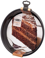 "Load image into Gallery viewer, Stellar Bakeware, 9""/23cm Round Cake Tin, Non-Stick. Dishwasher safe. - Beattys of Loughrea , www.beattys.ie"