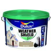 INCH STRAND Dulux Weathershield Masonry Paint Colours - 10 Litre - Beattys of Loughrea , www.beattys.ie