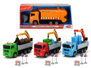 Heavy City Truck Buy Instore or online at beattys.ie