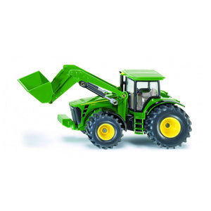 SIKU 1:50 JOHN DEERE TRACTOR W/FRONT LOADER Buy Instore or online at beattys.ie