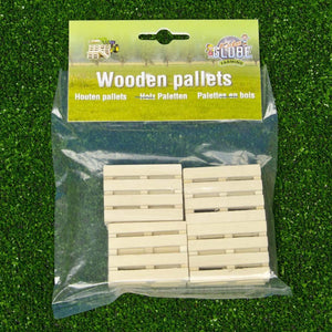 1:32 SET OF 8 WOODEN PALLETS Buy Instore or online at beattys.ie