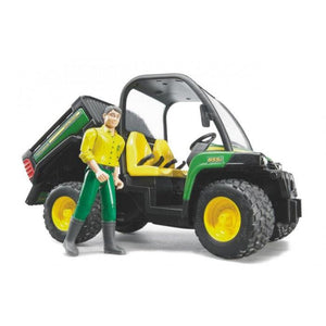 JOHN DEERE GATOR 855D WITH DRIVER Buy Instore or online at beattys.ie