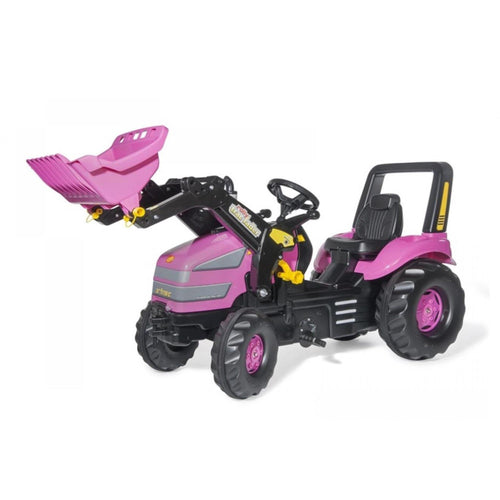 ROLLY PINK XTRAC WITH LOADER - Beattys of Loughrea , www.beattys.ie